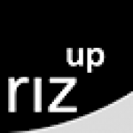riz up Logo sw